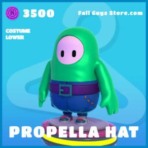 propella hat costume lower uncommon fall guys skin