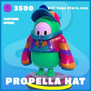 propella hat costume upper uncommon fall guys skin