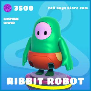 ribbit robot uncommon costume lower fall guys skin