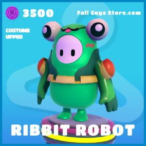ribbit robot uncommon upper costume fall guys skin
