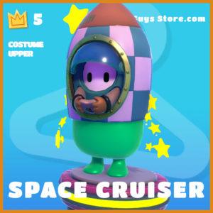 space cruiser legendary costume upper fall guys item