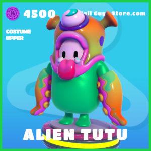 alien tutu rare costume upper fall guys skin