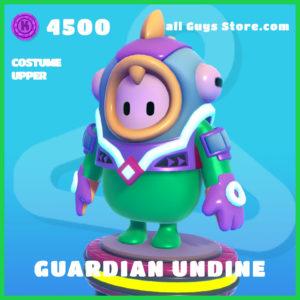 guardian undine rare costume upper fall guys skin