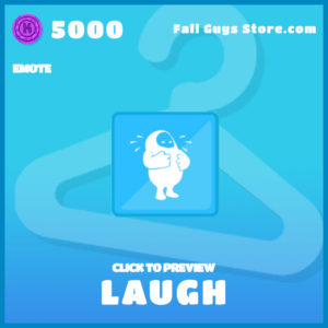 laugh fall guys uncommon emote