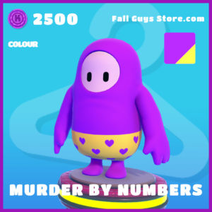 murder by numbers epic fall guys colour color