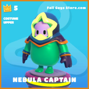 nebula captain legendary upper costume fall guys skin