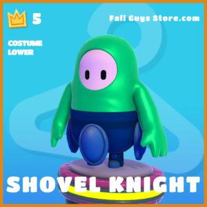 shovel knight costume lower legendary fall guys skin