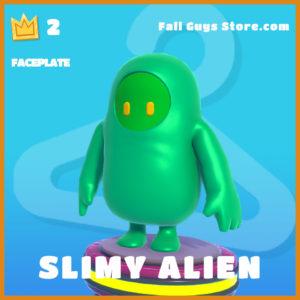 slimy alien legendary faceplate fall guys item
