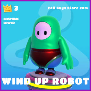 wind up robot epic costume lower fall guys skin