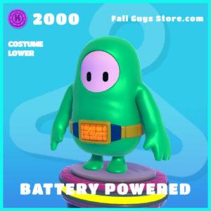 battery powered common costume lower fall guys skin