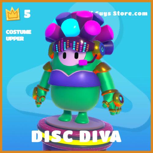 Disc-diva-upper