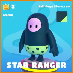 star ranger legendary colour fall guys skin item