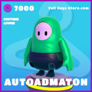 autoadmaton epic costume lower fall guys skin
