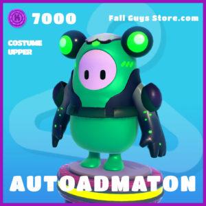 autoadmaton epic costume upper fall guys skin