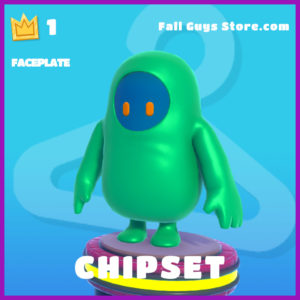 chipset epic faceplate fall guys item
