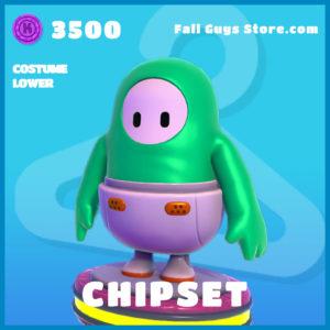 chipset uncommon costume lower fall guys skin