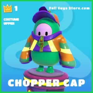 chopper cap costume upper rare fall guys skin