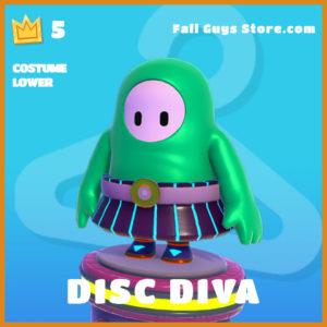 disc diva legendary costume lower fall guys skin