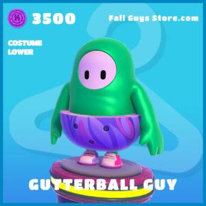 gutterball guy uncommon costume lower fall guys skin
