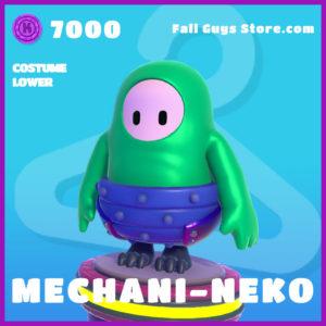 mechani-neko epic costume lower fall guys skin