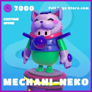 mechani-neko epic costume upper fall guys skin