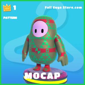 mocap rare pattern fall guys item