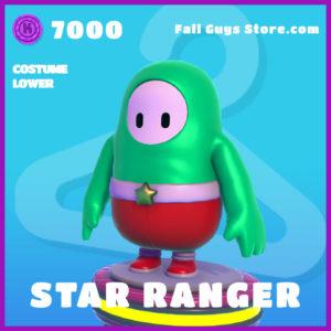 star ranger epic costume lower fall guys skin