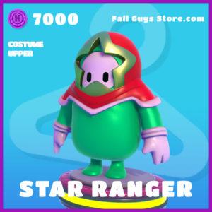 star ranger epic costume upper fall guys skin