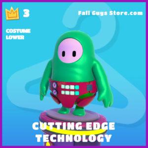 cutting edge technology costume lower fall guys skin