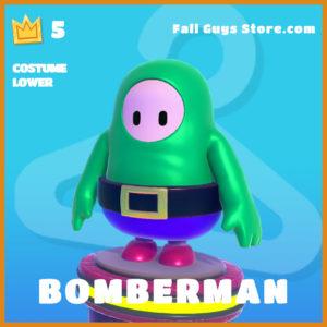 bomberman legendary costume lower fall guys skin