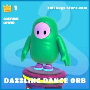 dazzling dance orb uncommon costume lower fall guys skin