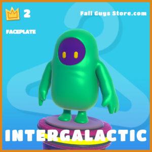 intergalactic faceplate legendary fall guys item