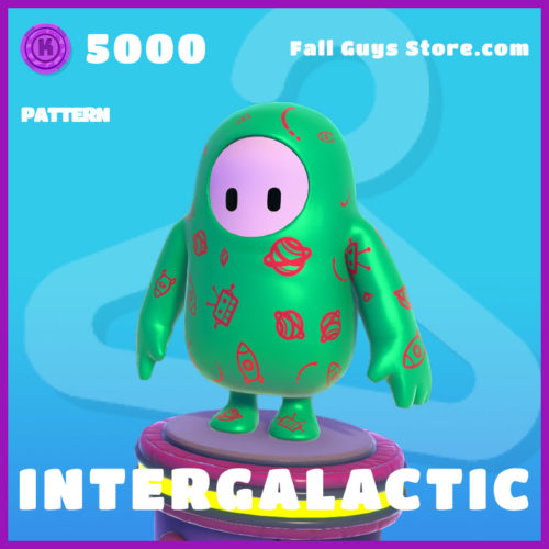 intergalactic-pattern