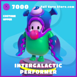 intergalactic performer epic costume upper fall guys skin