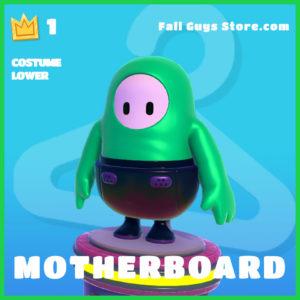 motherboard rare costume lower fall guys skin
