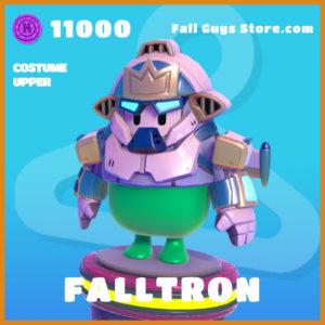 Falltron legendary costume upper fall guys skin
