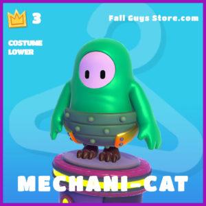 Mechani-cat costume lower epic fall guys skin