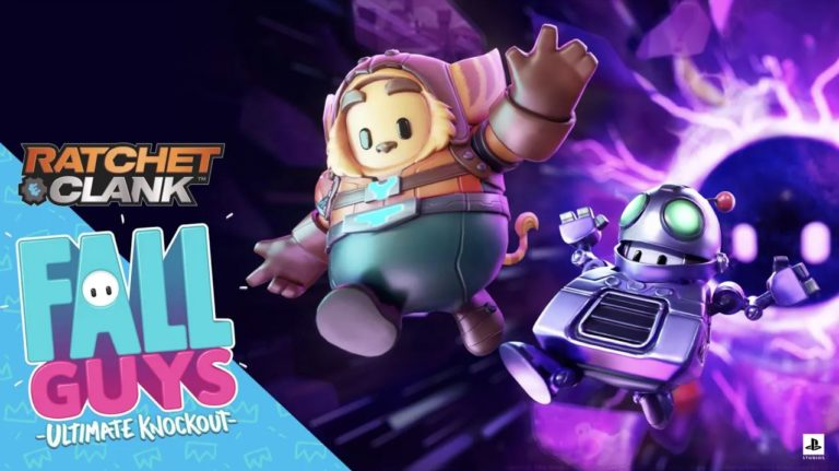Fall Guys: Join Ratchet and Clank for a Galactic Limited Time Event!