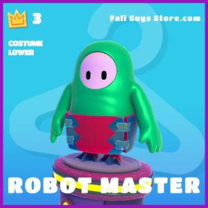 Robot Master costume lower epic fall guys skin
