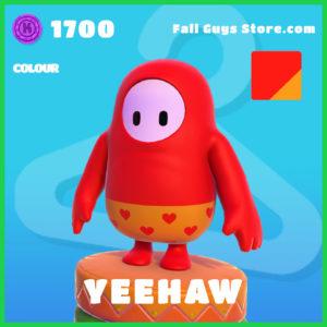 yeehaw rare colour fall guys item