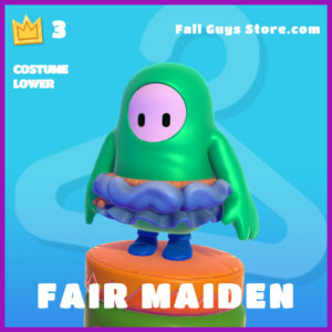fair maiden epic cotsume lower fall guys skin
