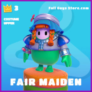fair maiden epic cotsume upper fall guys skin