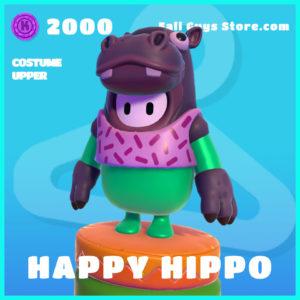 happy hippo common costume upper fall guys skin