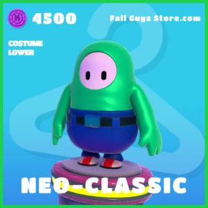 neo classic rare costume lower fall guys skin