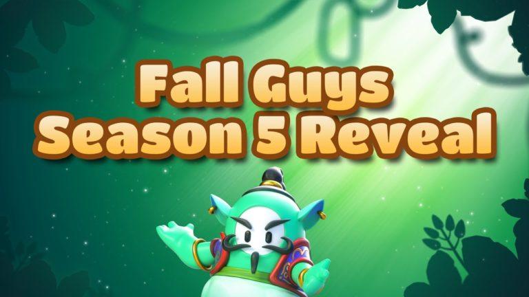 Fall Guys: Season 5 Reveal Trailer