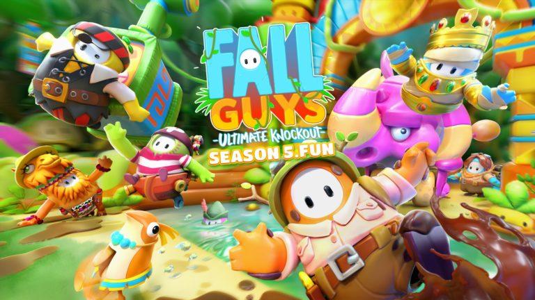 Fall Guys: Patch Notes 5.FUN