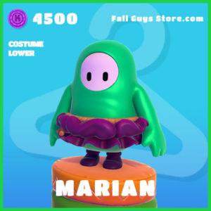 Marian rare costume lower fall guys skin