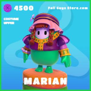 Marian rare costume upper fall guys skin