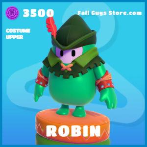robin uncommon costume upper fall guys skin