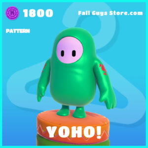 YOHO! common fall guys pattern